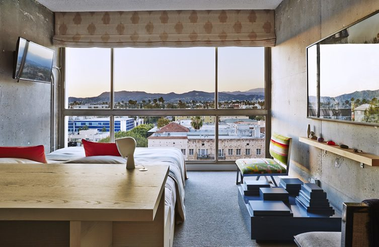 The Line Hotel — Los Angeles
