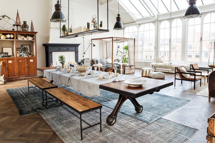The Loft by The Playing Circle —Amsterdam