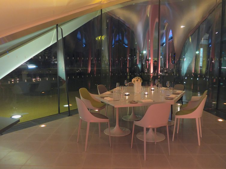 The Magazine Restaurant — Serpentine Gallery, London