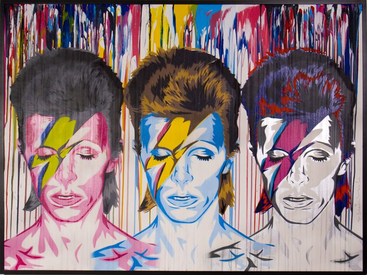 The Many Faces of Bowie