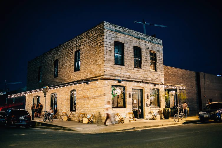 The Native Hostel Austin and Native Kitchen & Bar Downtown Austin Texas
