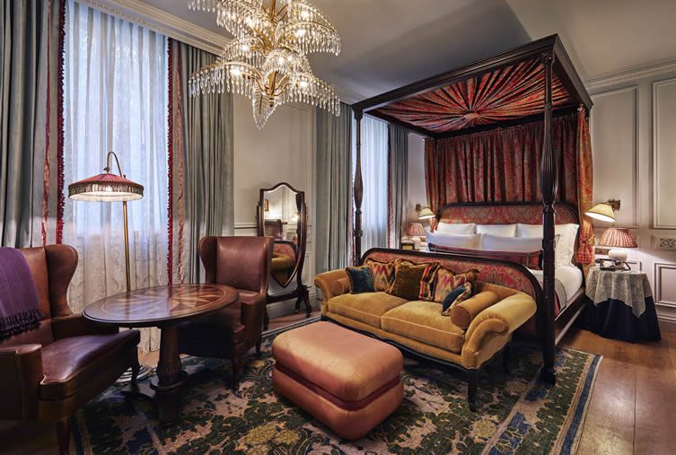 The Ned Hotel London, 5 Star Hotel in the City of London