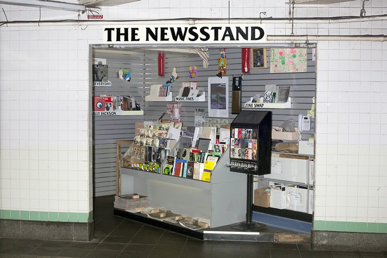 The Newsstand — Brooklyn