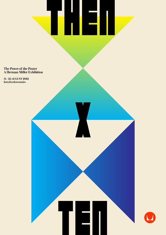 THEN X TEN: The Power of the Poster