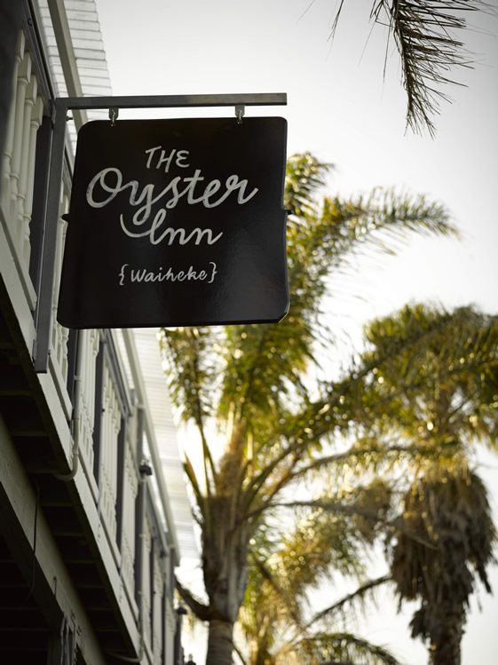 The Oyster Inn, Waiheke Island