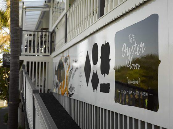 The Oyster Inn, Waiheke Island
