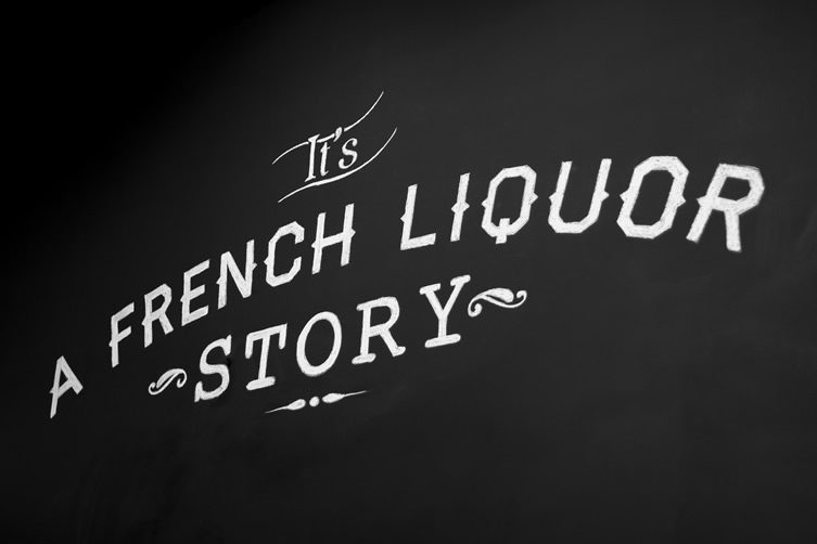 The Paris Liquor Store