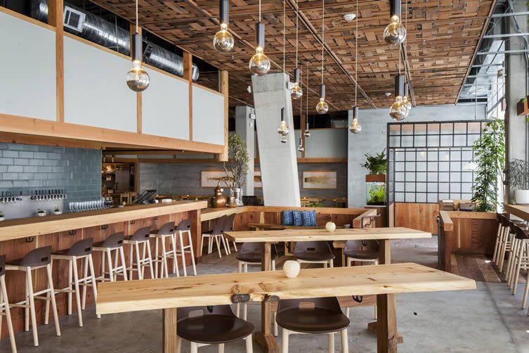 The perennial san francisco eco friendly bar restaurant