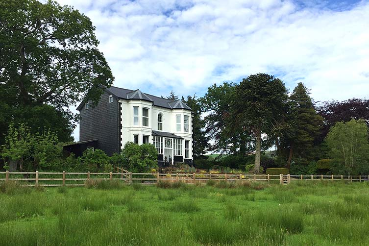 The Royston Wales, Llanbrynmair Design Hotel in Mid-Wales