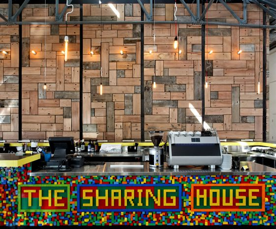 The Sharing House, Melbourne