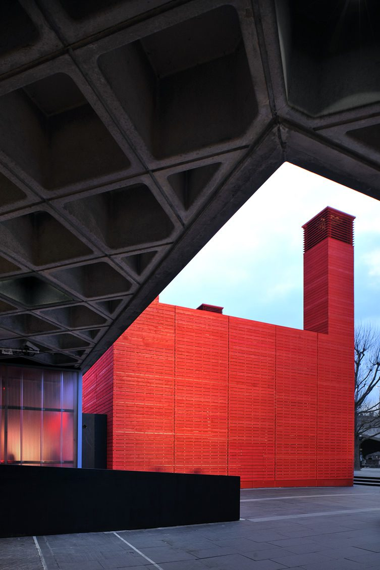 The Shed at the National Theatre