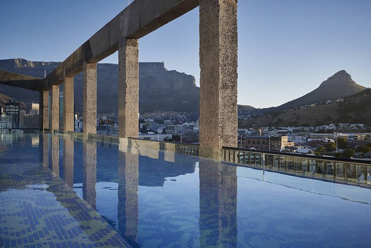 Zeitz Museum of Contemporary Art Africa (MOCAA) Hotel Cape Town