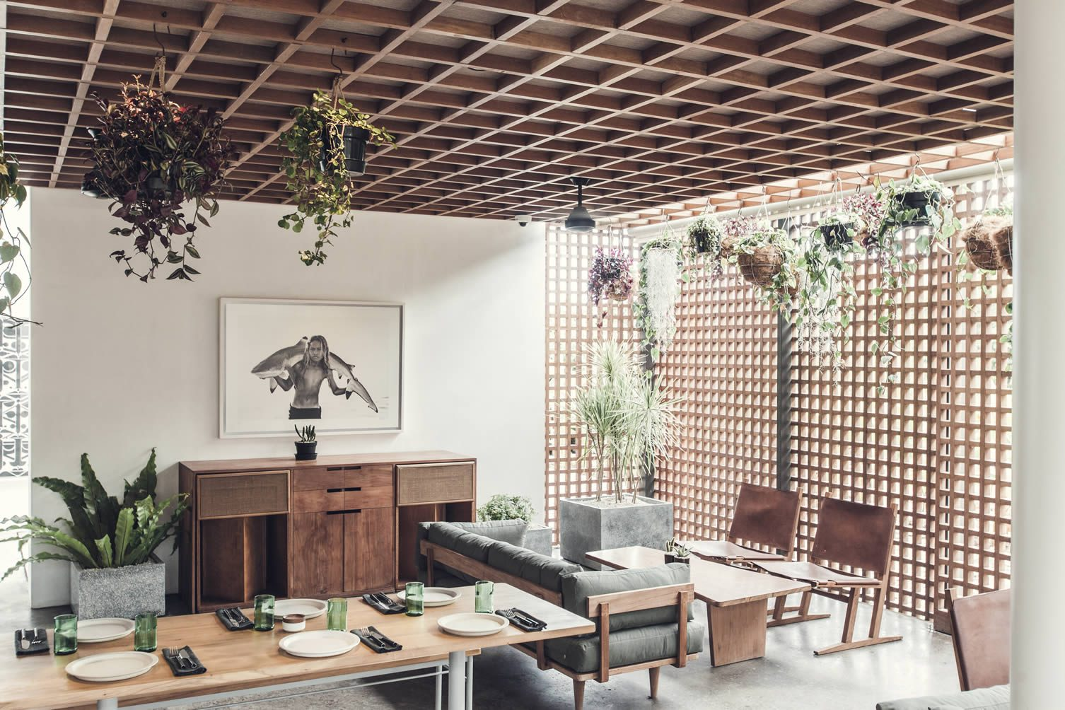 The Slow Bali Canggu Design And Art Hotel By George And