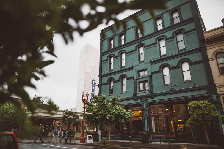 Society Hotel Portland