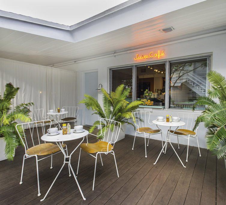 The Standard Hotel and Spa, Miami Beach — Miami