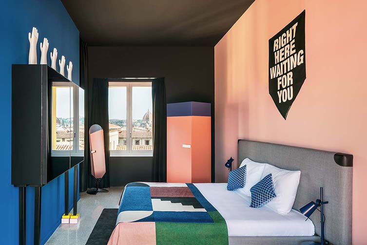 The Student Hotel Florence, Rizoma Architetture-Designed Design Hotel for Students and Travellers