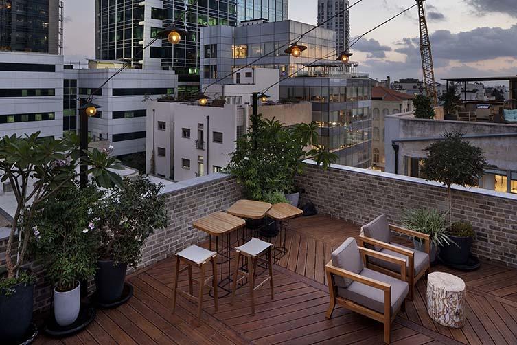 The Vera Tel Aviv, Yaron Tal Studio Design The Vera Hotel Tel Aviv