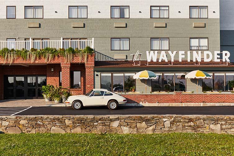 Wayfinder Newport