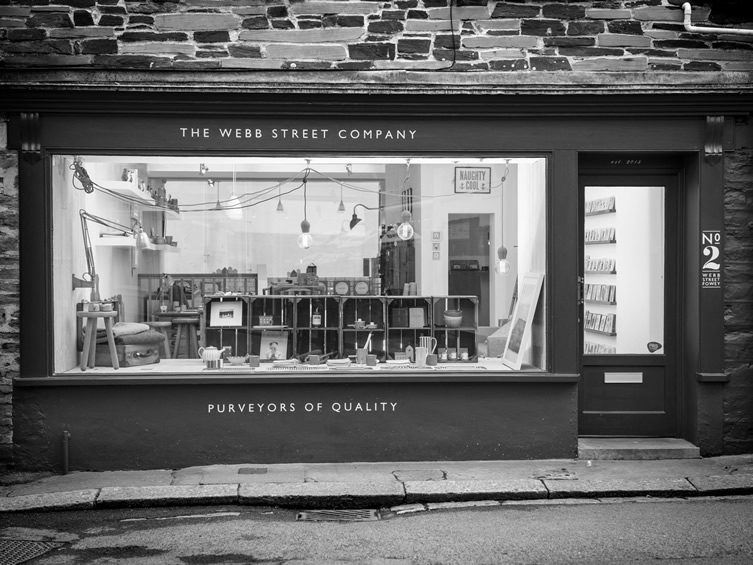 The Webb Street Company, Cornwall