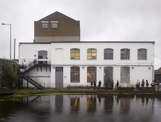 The White Building, Hackney Wick