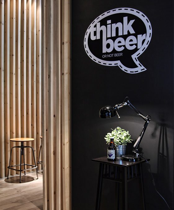 Think Beer, Athens