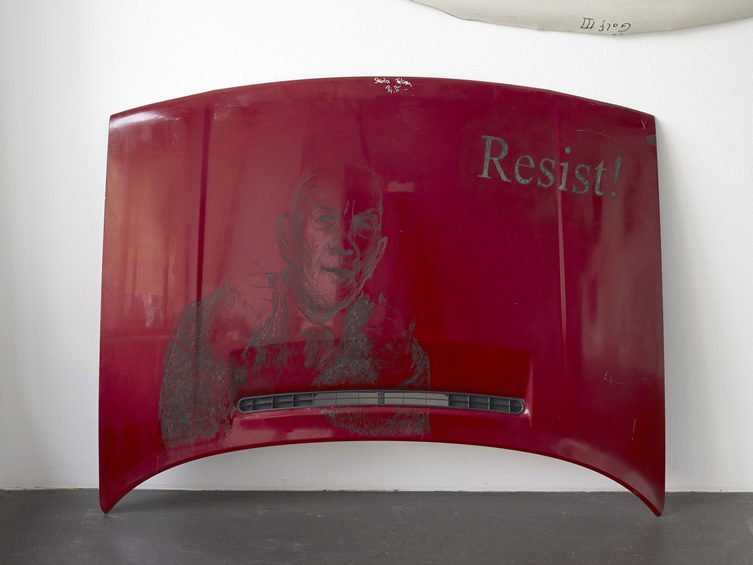Thomas Kilpper, Resist! oder let it be!