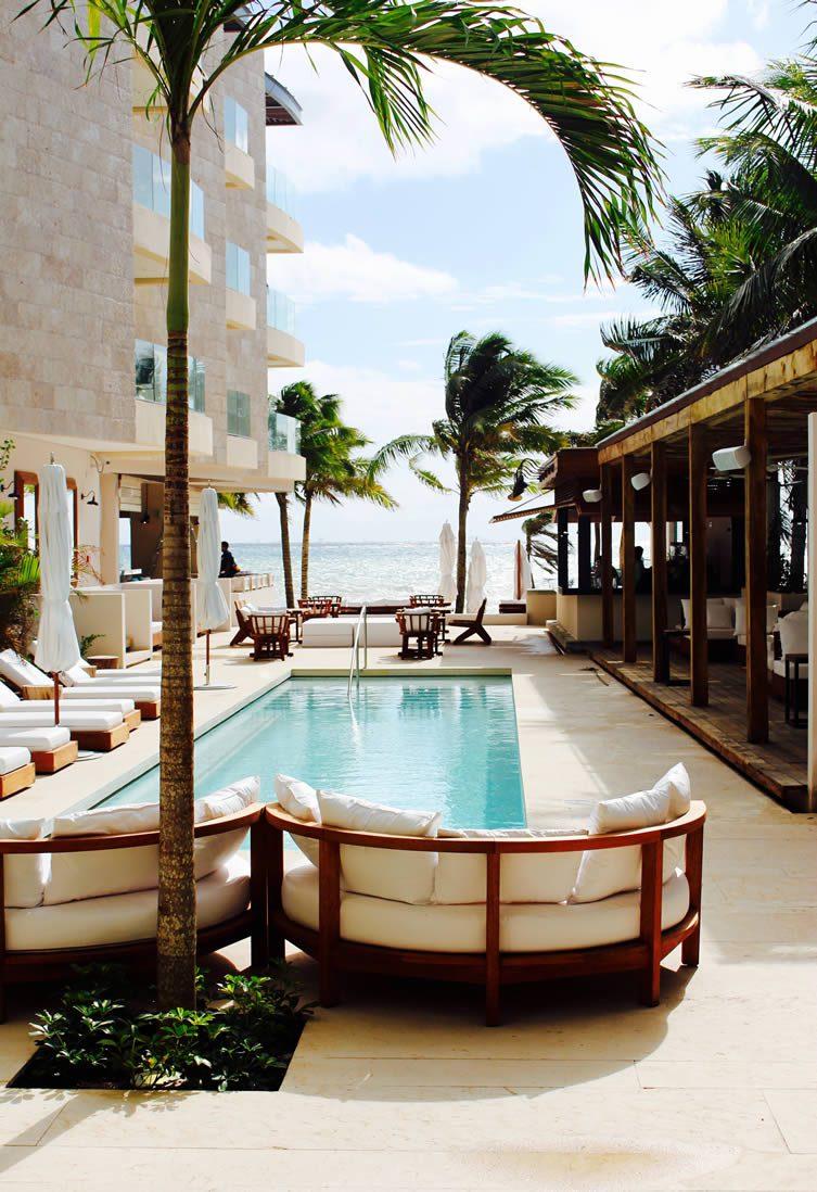 Thompson Playa Del Carmen And Thompson Beach House