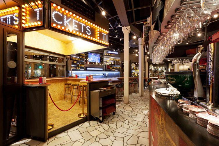 Tickets Tapas Bar — Barcelona