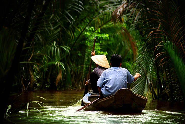 Mekong Delta Experience in Vietnam