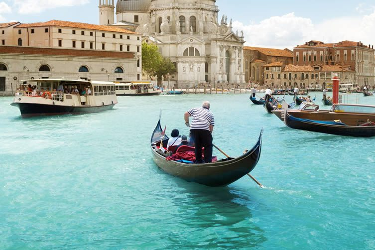 Gondola Ride For Two in Venice