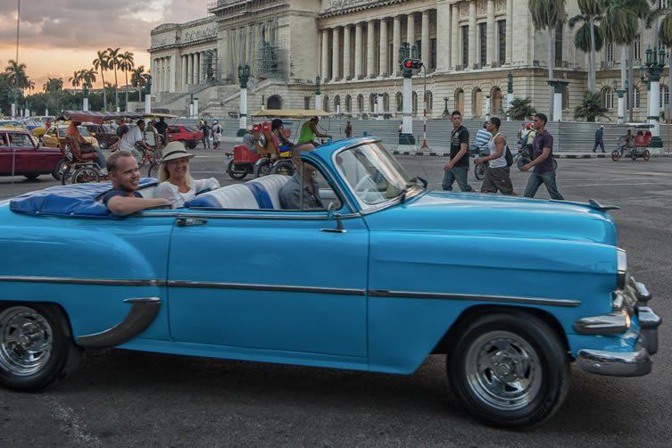 Classic Car Havana Experience in Cuba