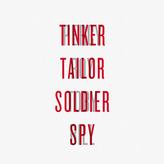 Tinker Tailor Soldier Spy by Paul Smith