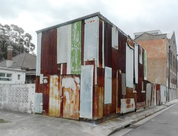 The Tin Shed, Sydney