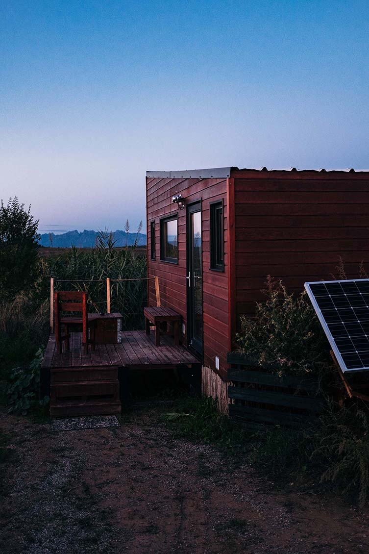Serena.House Tiny House Barcelona