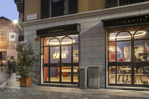 Tiramisu Delishoes Milan