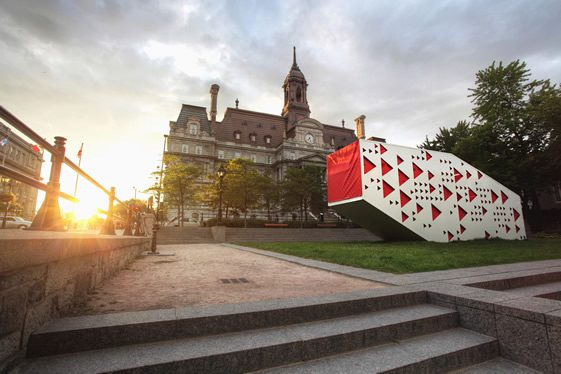 Tisse Métis Égal, Montréal