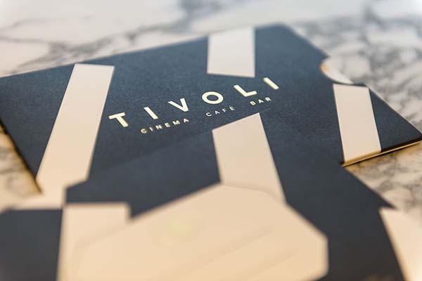 Tivoli Cinema Bath, Luxury Cinema Café Bar Concept by Run For The Hills