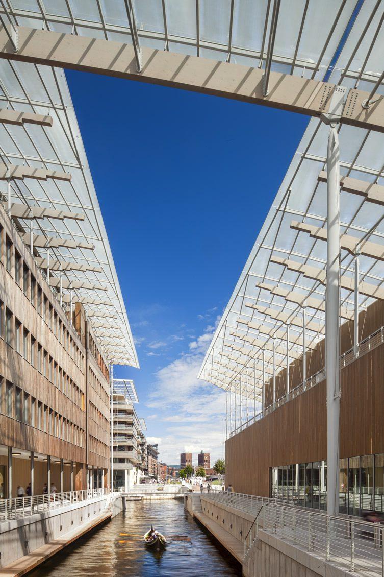 Tjuvholmen Arts District — Oslo