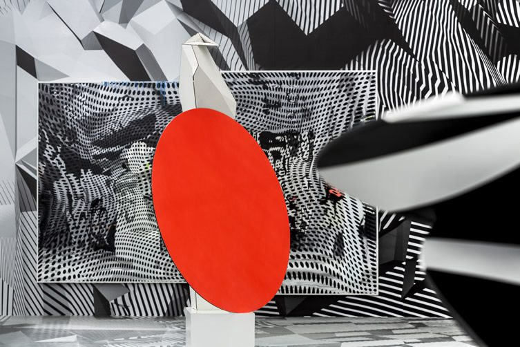 Tobias Rehberger — Home and Away and Outside
