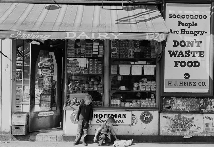 Amsterdam Avenue, 1946
