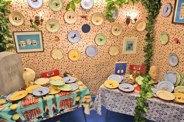 Seletti Wears Toiletpaper at Milan Design Week