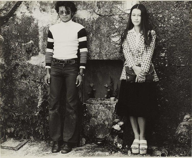 Nobuyoshi Araki, Tokyo Blues 1977
