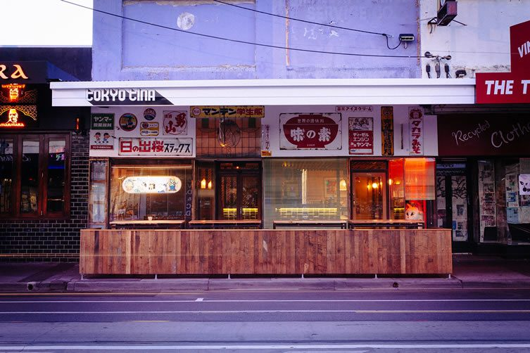 Tokyo Tina, Melbourne