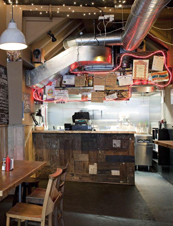 Tommi's Burger Joint, London