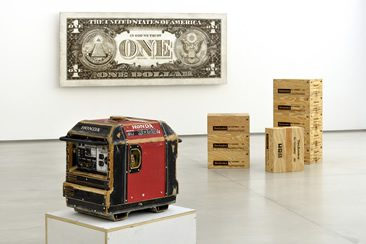 Tom Sachs — American Handmade Paintings
