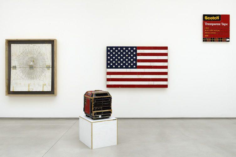 Tom Sachs — American Handmade Paintings