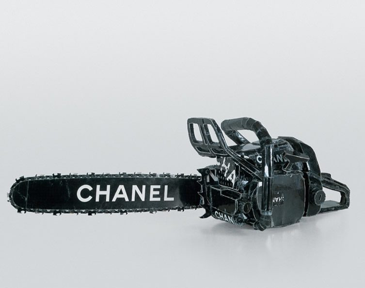 Tom Sachs, Chanel Chain Saw