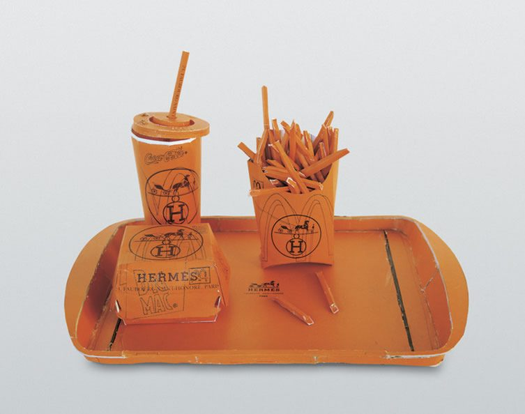 Tom Sachs, Hermés Value Meal