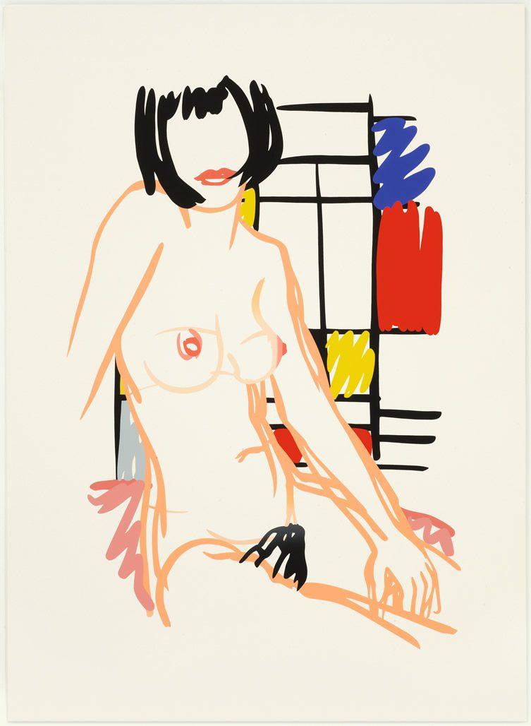 Tom Wesselmann — Still Life, Nude, Landscape: The Late Prints