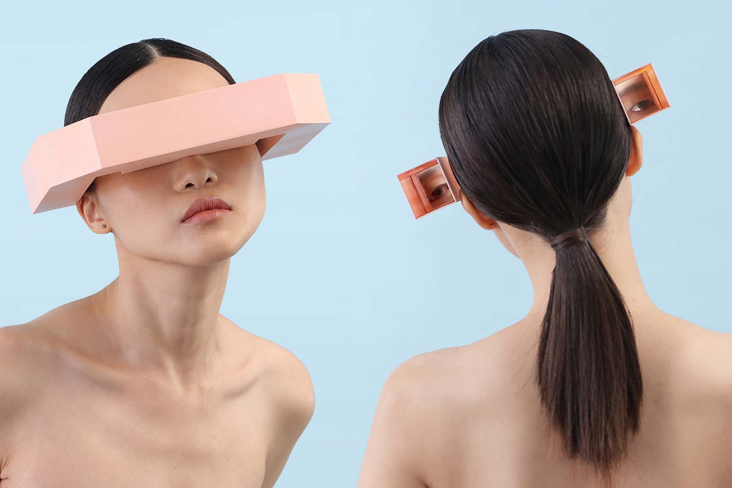 View Change Glasses by Luo Shuzhen, Winner in Fashion and Travel Accessories Design Category, 2018—2019.